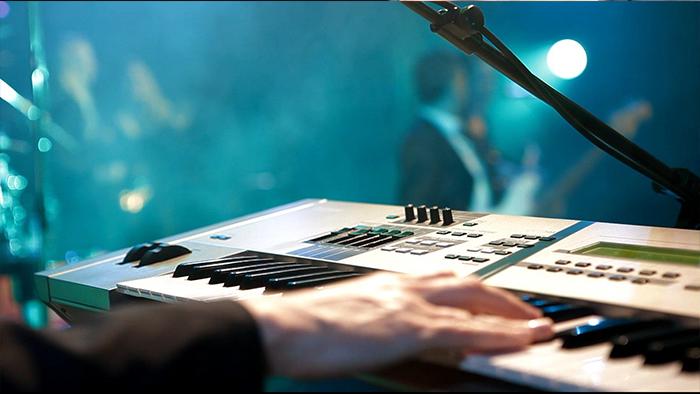 Duo Musikexpress Duo für Ihre Hochzeit und Geburtstag Keyboard