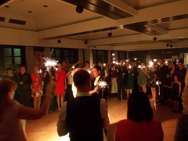 Veranstaltung-Foto Liveband Duo und DJ im Raum Kempten Allgäu bei einer Hochzeit
