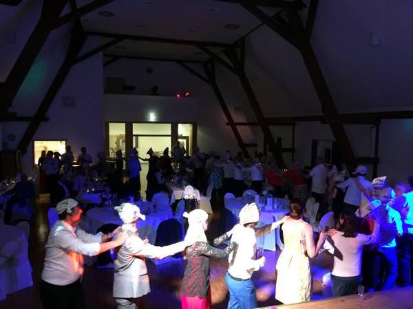 Veranstaltung-Foto Polonaise im Allgäu dem Duo Musikexpress Ihr DJ für das Allgäu und Bodensee
