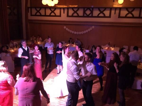 Veranstaltung-Foto Hochzeitstanz mit dem Duo Musikexpress Liveband Duo und DJ für den Bodenseekreis