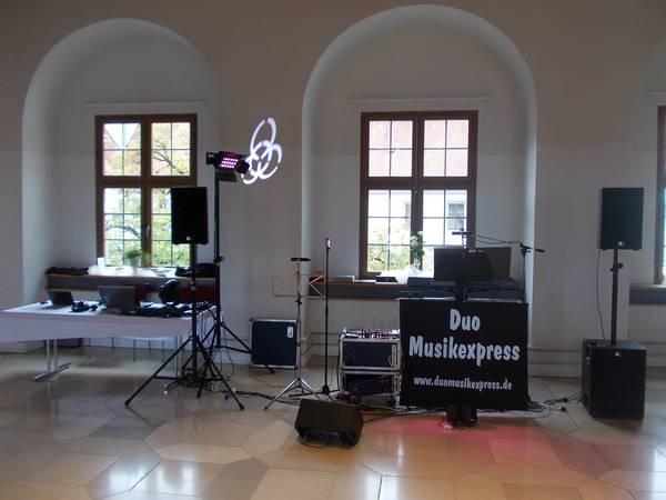 Veranstaltung-Foto Stimmung mit dem Duo Musikexpress Kreis Bodensee