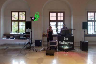 Duo Musikexpress Hochzeitsband Allgäu Liveband fürs Allgäu und Umgebung
