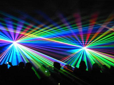 Duo Musikexpress Technik Lichtanlage