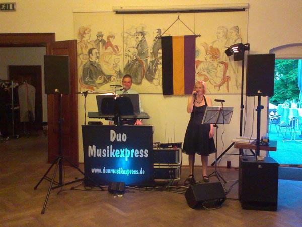 Veranstaltung-Foto Hochzeit im Allgäu mit dem Duo Musikexpress Liveband Duo und DJ