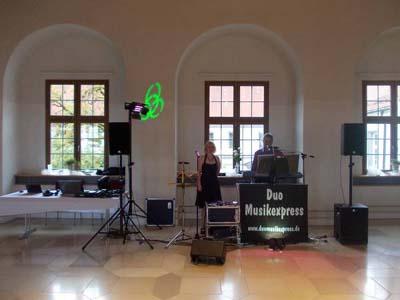 Duo Musikexpress Hochzeitsband Ulm Neu-Ulm Liveband und DJ für die Region Ulm Neu-Ulm